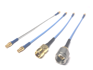 SMPM Cable Assembly (.047 Cable types) Flexible, Semi-Rigid, Semi-Flexible