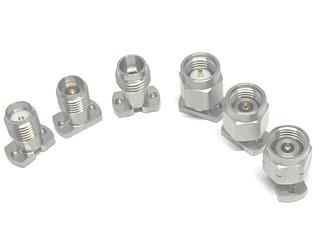 Vertical Launch Connectors         (SMA,2.92 mm,,2.4 mm)