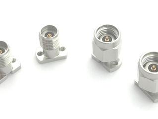 New Vertical Launch Connectors (40 GHz)