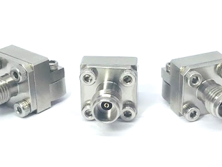 End Launch Connectors for 2.92 mm, 2.4 mm, 1.85 mm