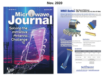 HighSpeed & High Density Multicoax Cable Assembly(WMX Series) on Microwave Journal(Nov, issue, 2020)