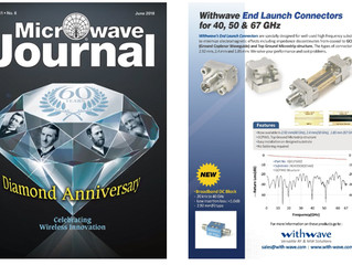 End Launch Connectors on Microwave Journal (June. issue)