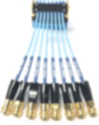 High Frequency MultiCoax Cable Assembly