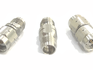 New 1.85 mm Precision adapters (67 GHz)