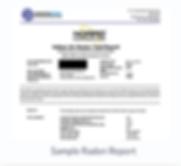 Indoor Air Radon Tes Report