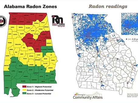 January is Radon Prevention Month!