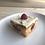 Thumbnail: Raspberry white chocolate Blondie
