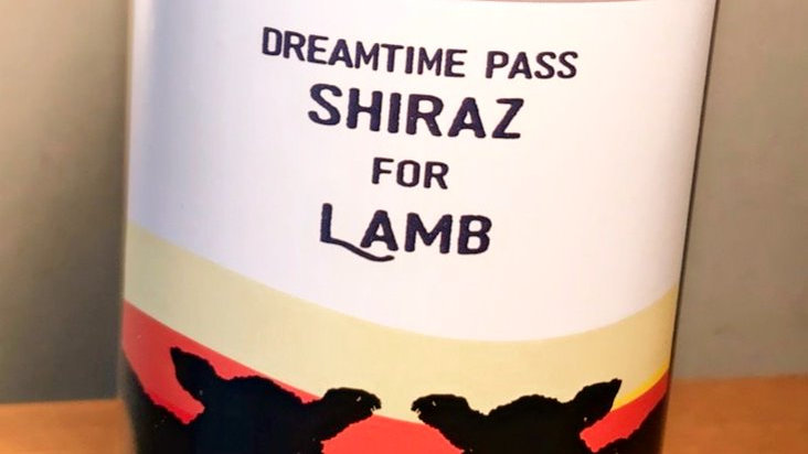 Dreamtime Pass Shiraz