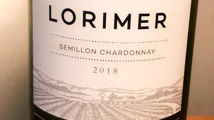 Lorimer Semmilon Chardonnay