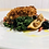 Thumbnail: Harrissa crumbed fish with lentils and red pepper