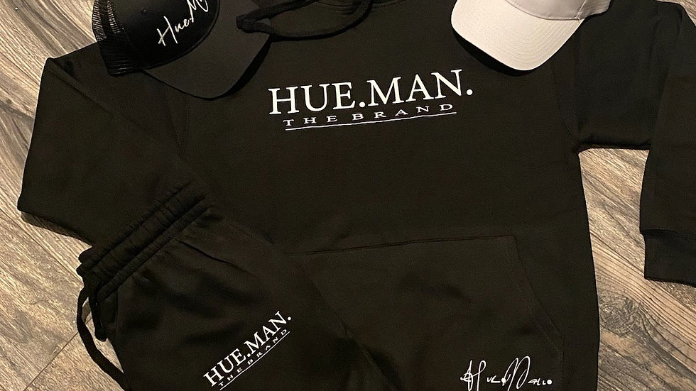 Hue.Man. Hoodie and Sweat Pants