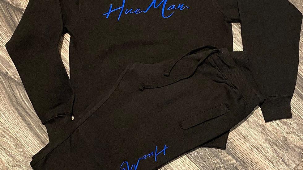 Hue.Man. Sweat Pants and Hoodie