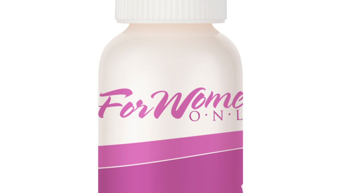 """FOR WOMEN ONLY"" ADHESIVE FULL HEAD BOND 1.3 oz"