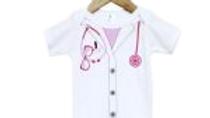 FUTURE NURSE/DOCTOR GIRLS ONSIE