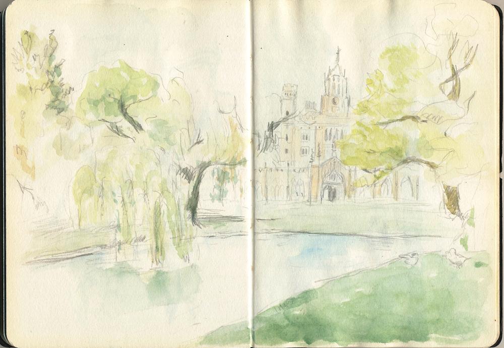 Cambridge Wren Library
