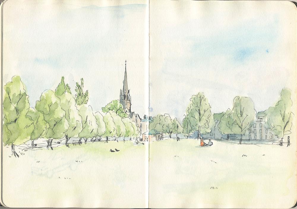 Cambridge Parker's Piece