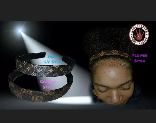 Louis Vuitton designer headbands