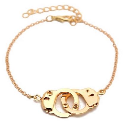 Hand Cuff Her Bracelet