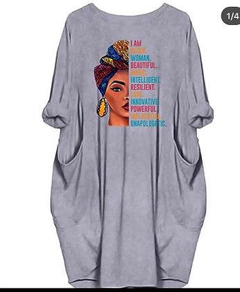 Queen Shirt/dresss