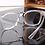 Thumbnail: CLEAR LENS TRANSPARENT FRAME Classic Style RETRO Horn Rim EYE GLASSES