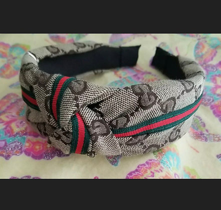 Trendy knotted/ Bow Headbands Fashion Accesories