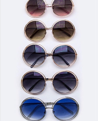 """Big Eyes"" Sunglasses"