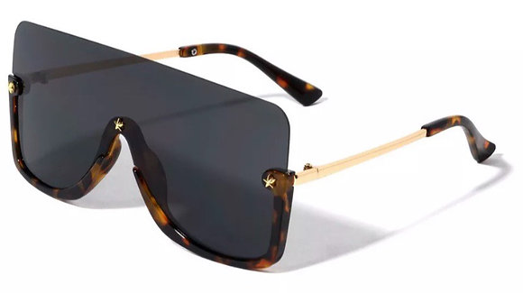 Trending 2020 Oversized Sunglasses Women Driving Outdoor Shades
