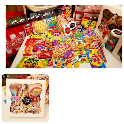 """""""Flash Back""""  Box 30 pieces of freshly wrapped goodies"""