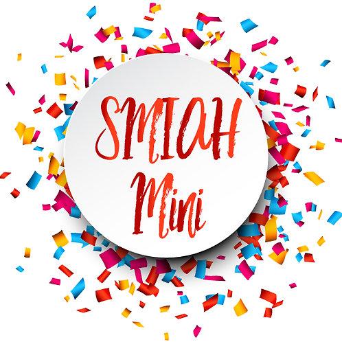 SMIAH Mini Enter Promo Code: FREESMIAHMini