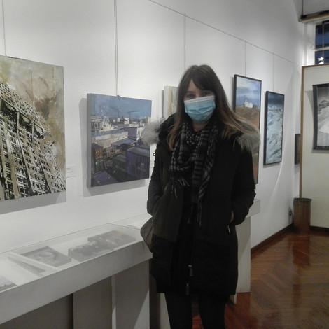 Collettiva di 8 artisti contemporanei