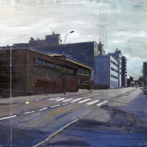 2013 Olio su tela (Collezione privata)