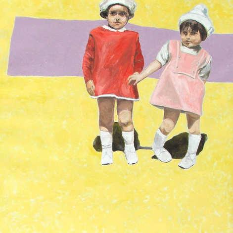 olio su tela 2007