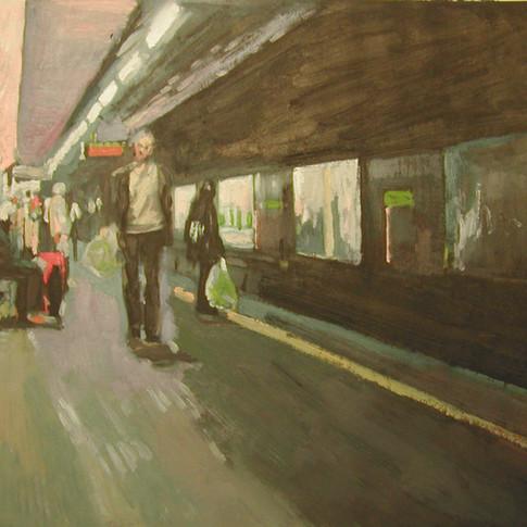 In metrò 2005