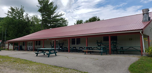 Lions Camp Pride Dining Hall