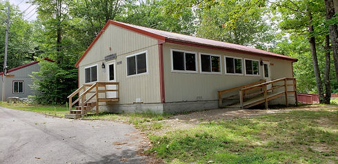 Lions Camp Pride youth cabin - Pelham