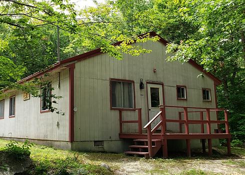 Lions Camp Pride Staff Cabin