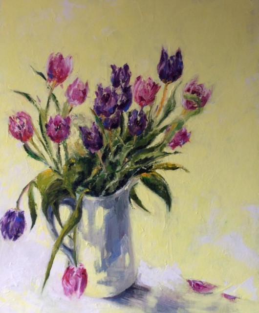 Shaz's Tulips