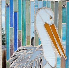 PABLO the Pelican - SOLD