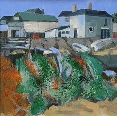 Fishing Nets, Old Leigh