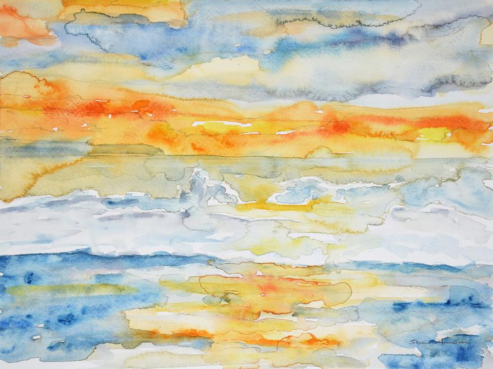 saunton sunset watercolour.jpg