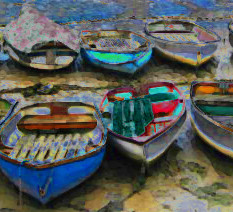 George's Boats Old Leigh