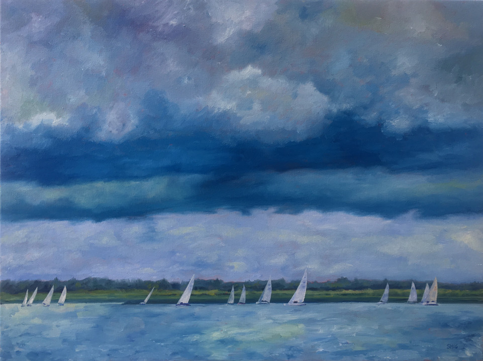 Sailing on the Crouch