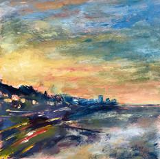 Sunrise from Gypsy Bridge
