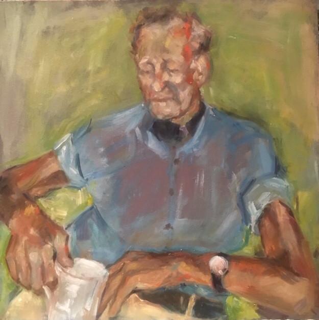 Worker, Soldier, Poet ~ My Dad