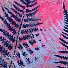 Neon Ferns Series