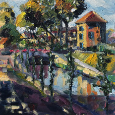The Road to Narbonne, Canal du Midi