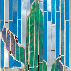 CACTUS mosaic - SOLD