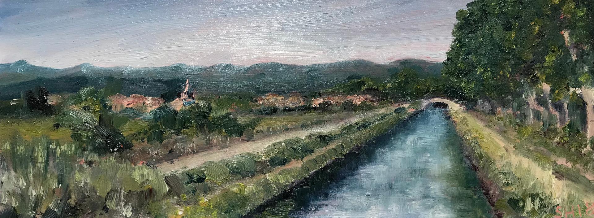 Canal du Midi Salleles d'Aude