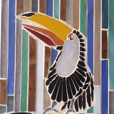 Keith the Toucan - SOLD