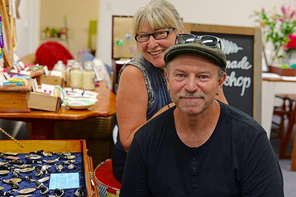 Alison & Craig, together Time & Tide